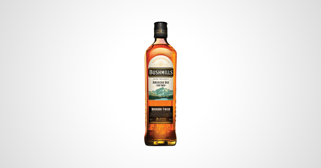 bushmills american oak cask finish
