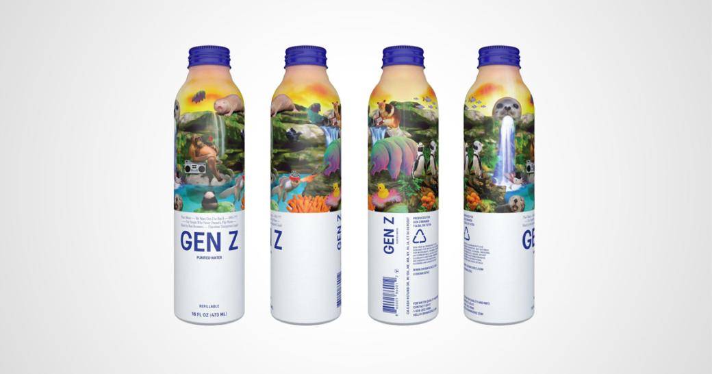 gen z water
