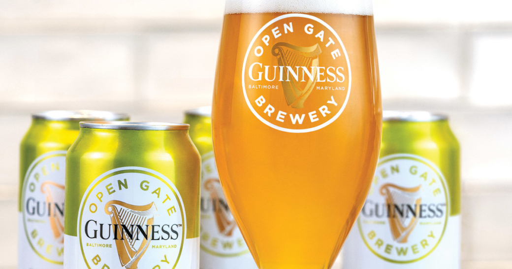 guinness salt and lime ale