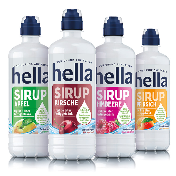 hella sirupe