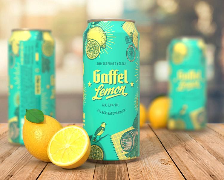 gaffel lemon