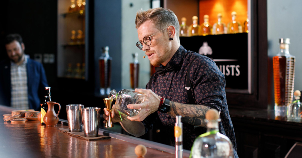 PATRÓN Perfectionists Cocktail Competition