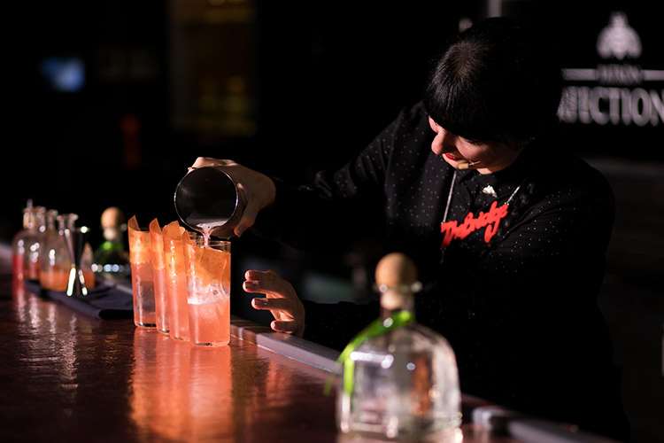 patron cocktail competition