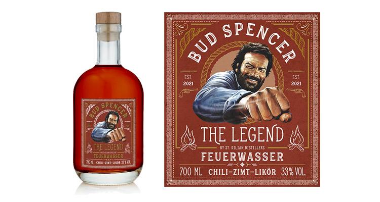 likör bud spencer the legend feuerwasser