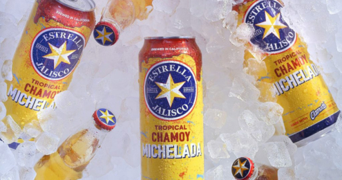 tropical chamoy michelada