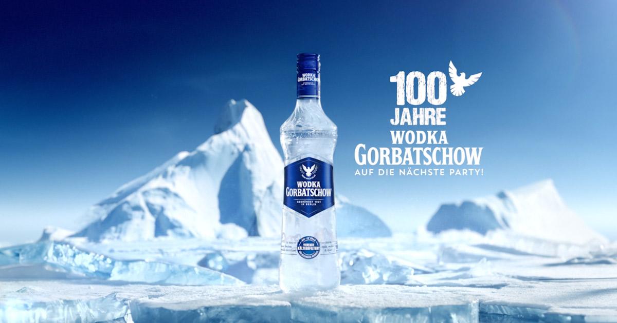100 Jahre wodka gorbatschow