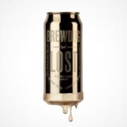 BrewDog Lost Lager Gold