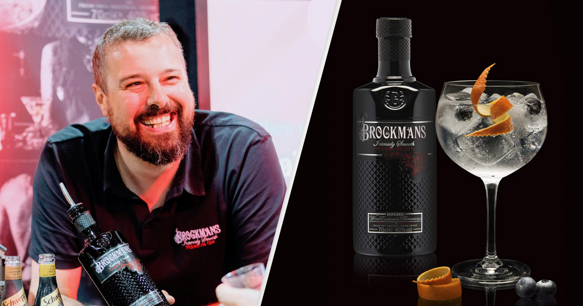 Interview Brockmans Gin