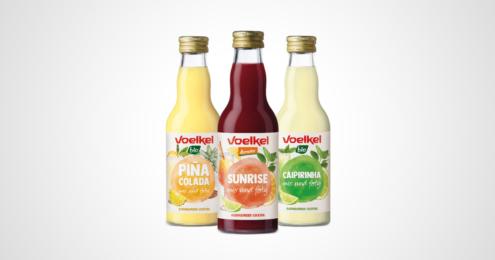 Voelkel alhoholfreie Cocktails