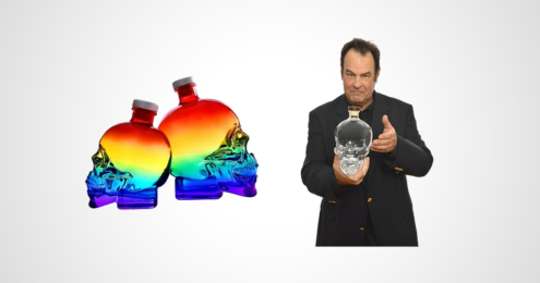 chrystal head vodka pride edition