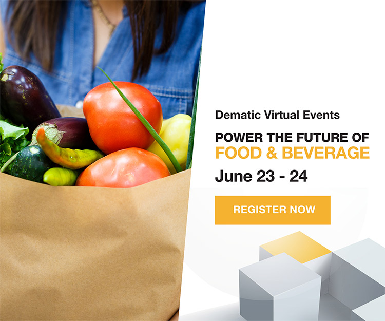 dematic food and beverage customer day