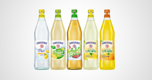 gerolsteiner flaschen