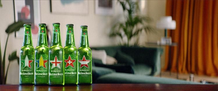 heineken uefa flaschen