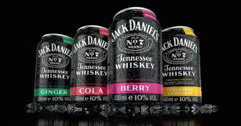 jack daniels mix