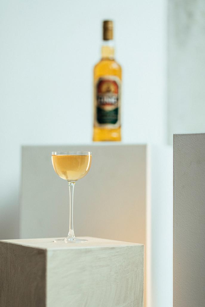 linie aquavit cocktail