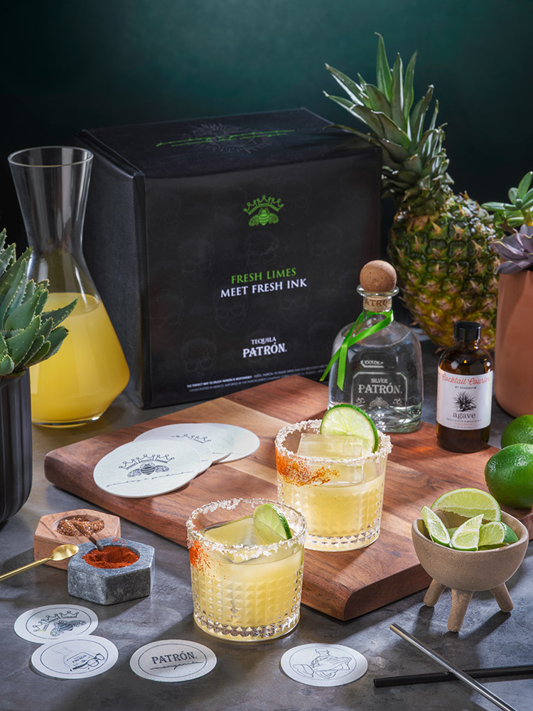 patron tequila collaboration with jonboy