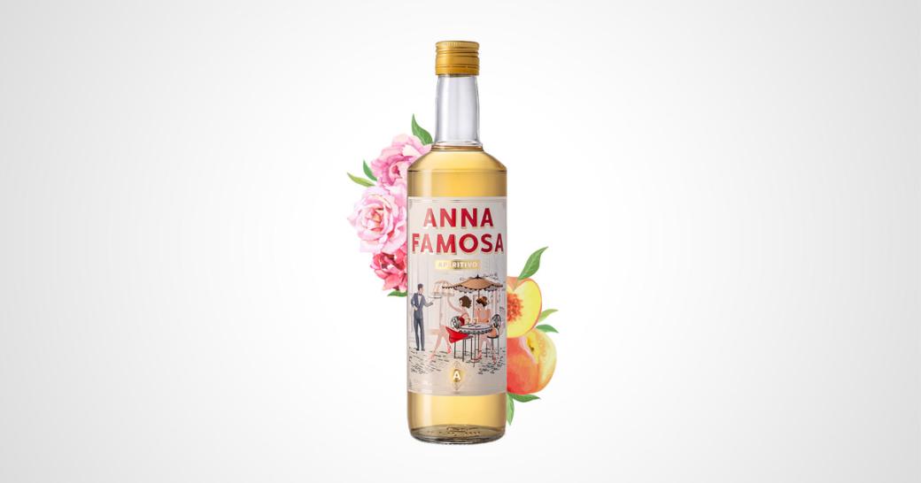 ANNA FAMOSA Flasche
