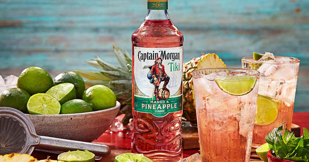 Captain Morgan Tiki