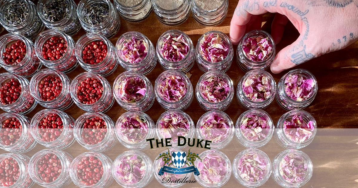 THE DUKE Bartender Edition
