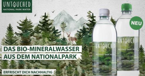 Untouched Wasser