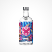 absolut limited edition tomorrowland