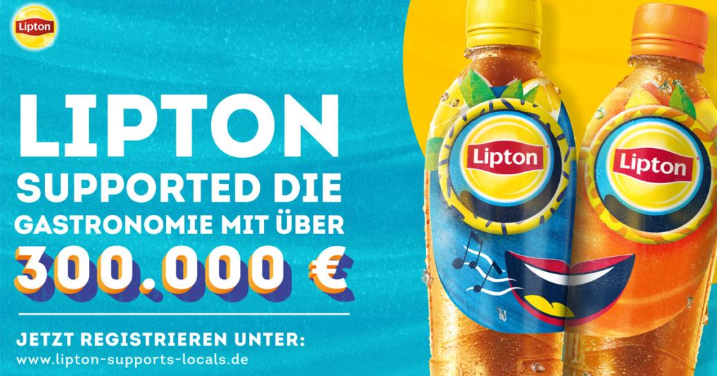 lipton ice tea kampagne