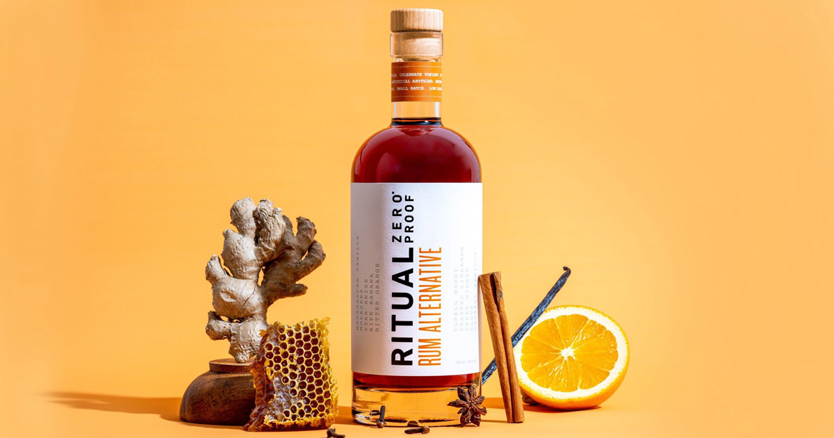 ritual rum alternative