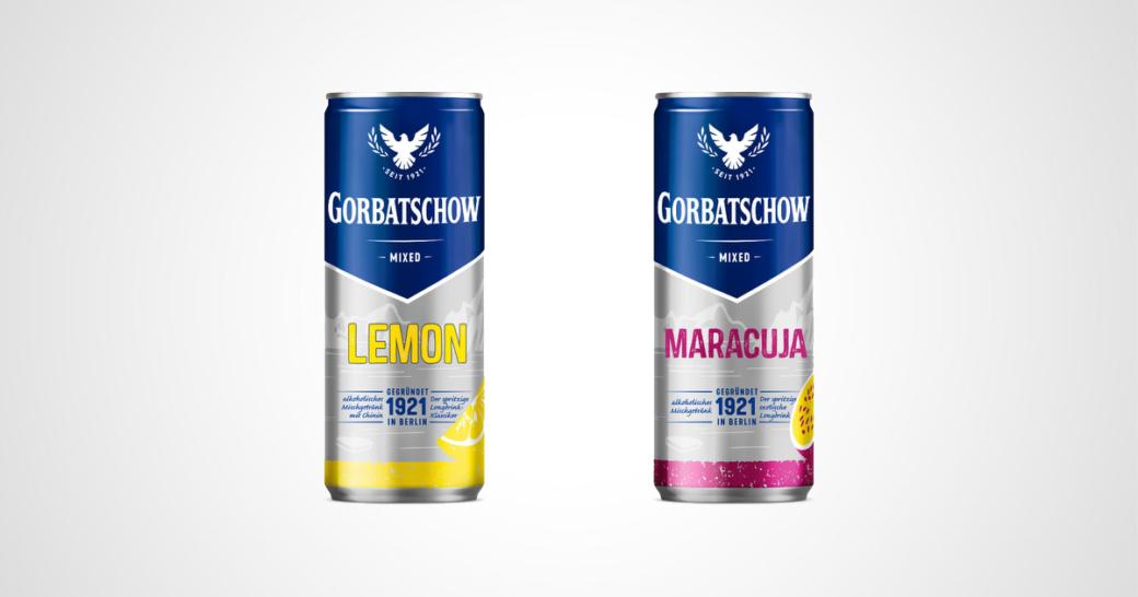 wodka gorbatschow in dosen
