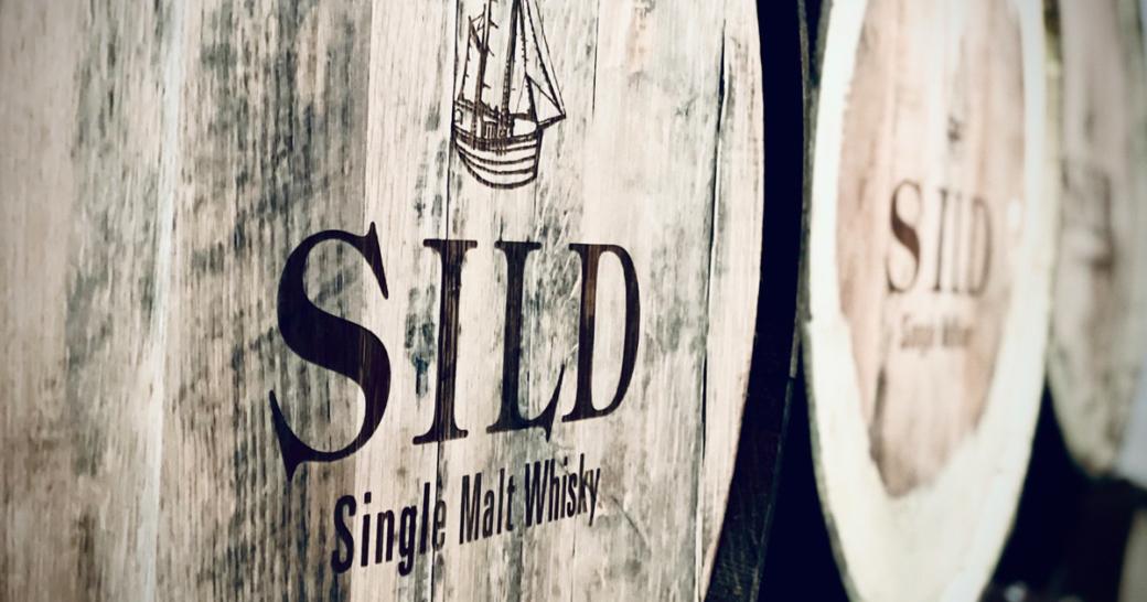 sild whisky fässer