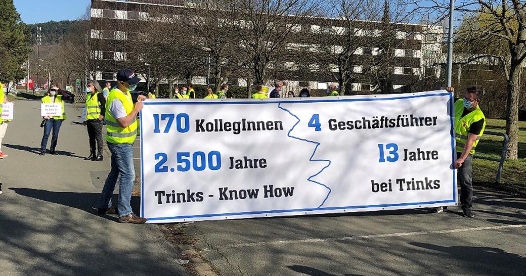 streik trinks goslar