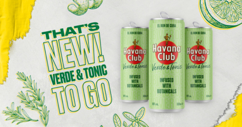 verde und tonic havana club