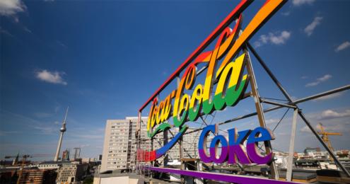 Coca Cola Berlin Pride 2021