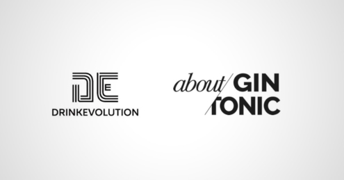 Drinkevolution about GIN TONIC Logos