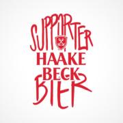 Haake-Beck Supporter-Bier