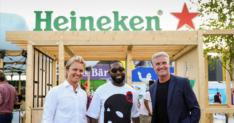 Heineken Greener Bar