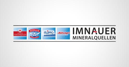 Imnauer Mineralquellen Logo