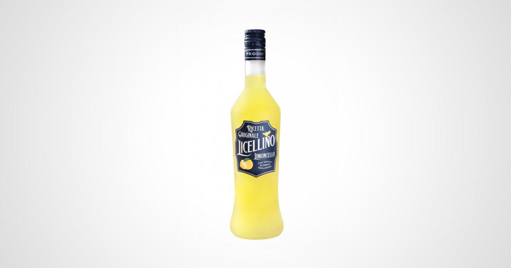 Licellino Limoncello Flasche