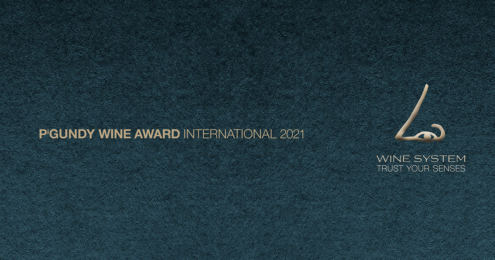 PiGUNDY WINE AWARD 2021 Logo