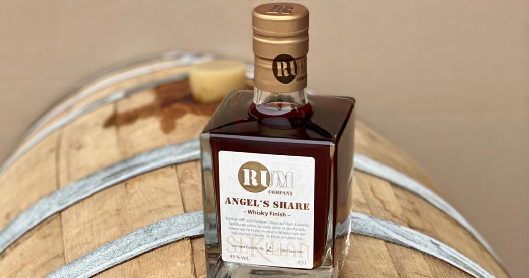 Rum Company St. Kilian Angels Share