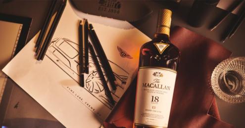 The Macallan Bentley
