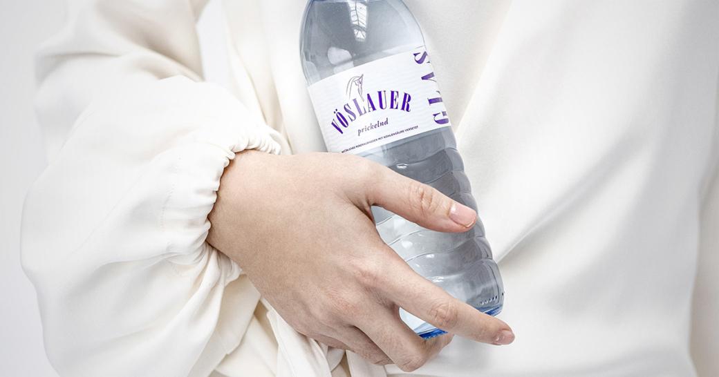 Vöslauer Flasche Mood