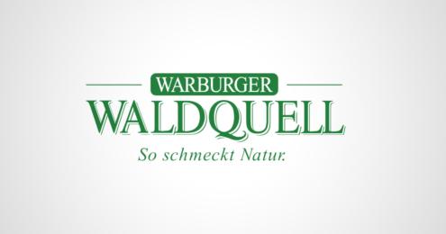 Warburger Waldquell Logo 2021