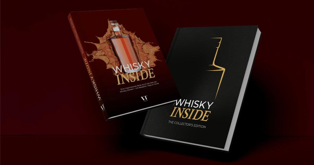 Whisky Inside Buch