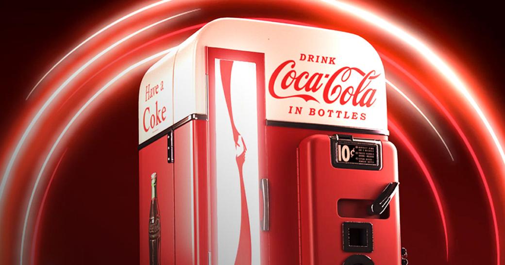 coca-cola nft