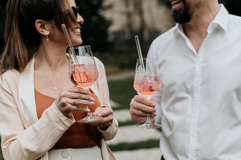 Ferdinand's Rosé Vermouth