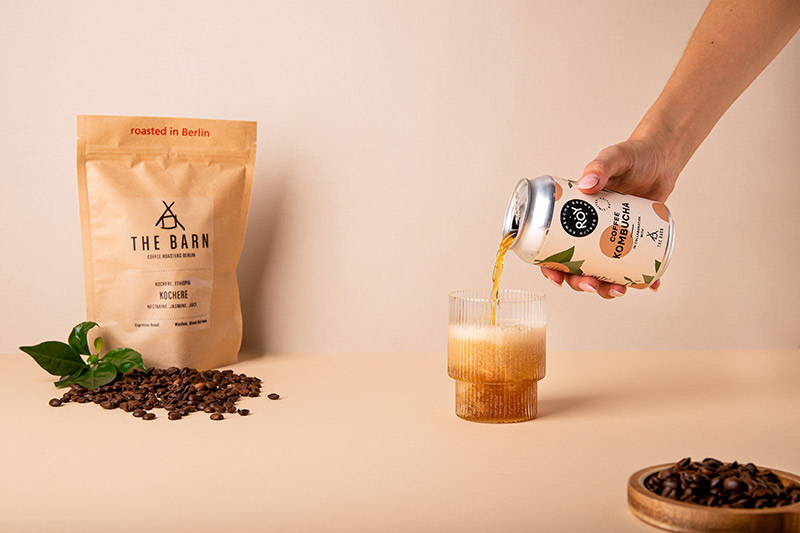 roy coffee kombucha