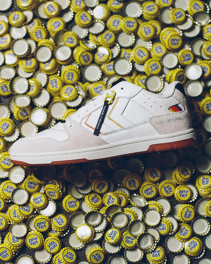 sneaker vitamalz x hummel