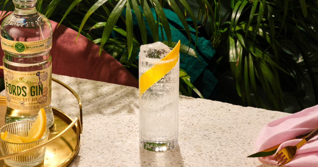 Fords Gin Drink