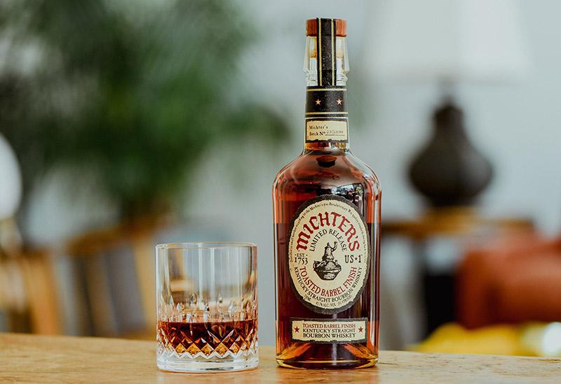 Michter's 2021 Toasted Barrel Finish Bourbon