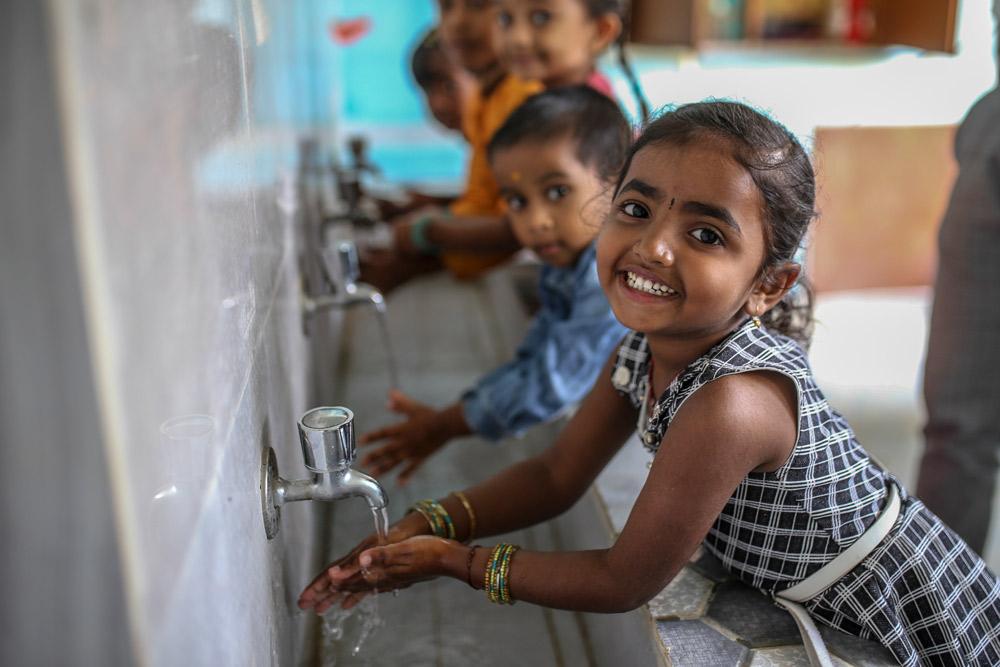 PepsiCo WaterAid India